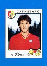 CALCIATORI PANINI 1982-83 Figurina-Sticker n. 75 - DE AGOSTINI - CATANZARO -New
