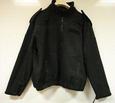 5 x Black Softshell Jacket Unisex Fleece PR2SSF1 Breathable Water Resistant