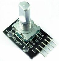 Rotary Encoder Module KY-040 Brick Sensor Clickable Switch Arduino ARM PIC UK