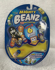 Mighty Beanz 2003 Nib Series 2 - pack of 6 Spin Master toys