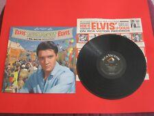 Elvis Presley Roustabout LP Original RCA LPM-2999 Near MINT !