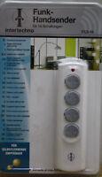 intertechno ITLS-16 Funkhandsender Funk Fernbedienung Sender Schalter Handsender