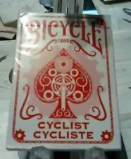 2015 New Bicycle Cyclist Playing Cards