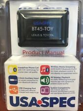 USA Spec BT45-TOY Add Bluetooth functionality to select Lexus, Scion,Toyota NEW