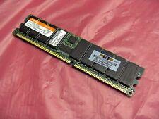 261585-041 Compaq 1.0GB, SDRAM DIMM memory module - PC2100 DDR-266MHz, ECC, 1.2-