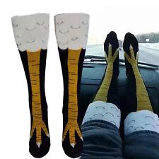 Funny Chicken Legs Feet Stockings Women Men Socks Netherstock Leggings 1Pair