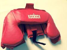 SACCO BOXE / CASCHETTO PROTETTIVO DA BOXE / CASCO BOXE PUGILATO REGOLABILE !!!