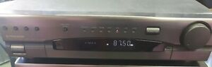 Pioneer CX-J400 Stereo Tuner Control Amplifier AM/FM Tested Working