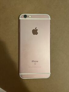 Apple iPhone 6s -64GB -Rose Gold 5 CSES INCLUDED (T-Mobile) A1688 (CDMA + GSM)