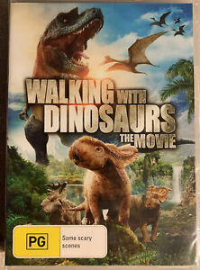 DVD: Walking With Dinosaurs: The Movie - Realistic animated prehistoric animals