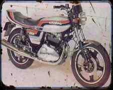 DUCATI 500 Desmo 78 A4 Foto Impresión moto antigua añejada De