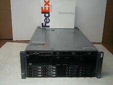 Dell PowerEdge R910 Virtualization Server 4x2.13GHz 32 Core 128GB H700 No HDDs