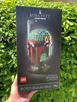Lego Star Wars Helmet Boba Fett (75277) NEW in Hand 625 pcs