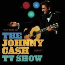 """JOHNY CASH """"THE BEST OF THE JOHNNY CASH TV SHOW"""" CD NEW+"""