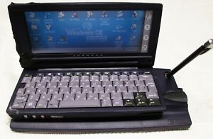 RARE!!! HP JORNADA 680E PDA PC WINDOWS CE 3.01 W/ALLEN BRADLEY RSPOCKETLOGIX