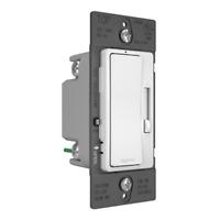 5 pk Pass & Seymour RHL373PW RADIANT CFL/LED  SSL7A White Preset paddle Dimmer