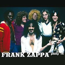 Frank Zappa - Philly 76 [CD]