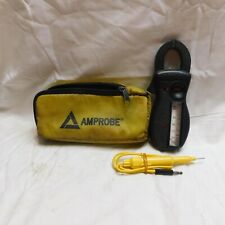 Amprobe Clamp Meter with Lead and Case