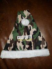 Call of Duty Infinite Warfare Camo Santa Elf Hat Holiday Promo Xbox Sony xb ps
