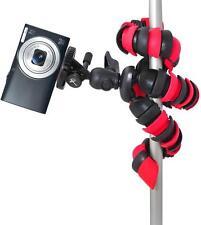 """12"""" Flexible Tripod for Canon EOS T7i T6i T6s T6 T5i T5 T4i SL1 80D 70D 60D 7D"""
