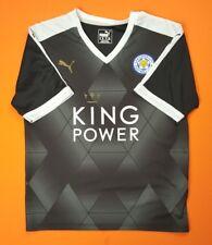 Leicester City kids jersey 2015 2016 away shirt young XL soccer Puma ig93