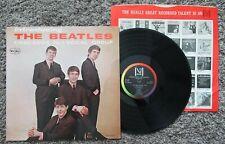 Beatles VINTAGE 1964 VJ ' INTRODUCING THE BEATLES ' MONO VERSION 2 LP !