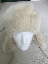 Paul Sombrero de cazador de piel de oveja Toscan-Smith-Raro-Bnwt Talla M