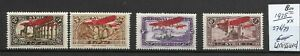 French Syria  @ 1925 UNISSUED  AIR MAIL  € 800.00  MNH    Rare  @ Sy.21