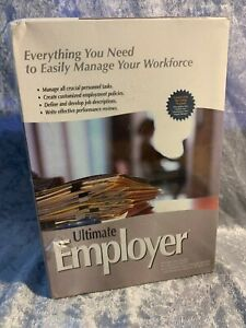 Ultimate Employer Workforce Management Software CD-ROM HR Tools By Administaff