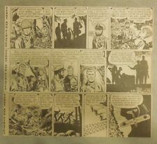 "(103) ""Terry and the Pirates"" Dailies by Milton Caniff from 5-8,1943"