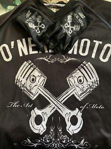 O'neal MOTORCROSS Jersey Enduro MX MTB FR DH Mountain Mens L