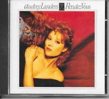 AUDREY LANDERS - Rendez-Vous CD Album 12TR Europop Euro Disco 1991 Germany