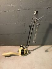Antique RITTER DENTAL DRILL W/ ENGINE AND ARM DENTIST INDUSTRIAL STEAMPUNK
