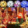 200M 1000LED Christmas Wedding Xmas Party Decor Outdoor Fairy String Light Lamp