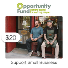 $20 Charitable Donation For: Small Business Relief Fund