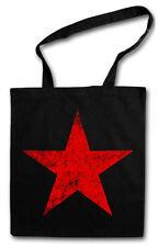 RED STAR STOFFTASCHE Kommunismus Sozialismus Russia Putin Castro Che Guevara