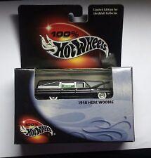 1963 HOT WHEELS HEARSE PROTOTYPE Cadillac Fleetwood  Phantom Coaches SUPER RARE!