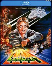 Laserblast BluRay -Collector's Edition Signed by Charles Band