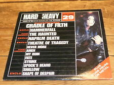 Various – HARD & HEAVY 29 - CRADDLE OF FILTH !! RARE CD FRANCE