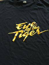 "SURVIVOR ""EYE OF THE TIGER"" RARE 1982 ORIGINAL AOR ROCK VINTAGE MINT TOUR SHIRT!"