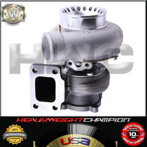 GT35 GT3582 T3 AR.70/63 Anti-Surge Turbo Charger Turbocharger GT 600HP 1.6L-3.5L