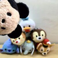 Disney tsum tsum plush, With Tags, x7 bundle. Small 3.5inch