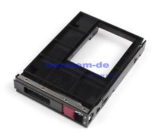 "661914 2.5"" SSD to 3.5"" Adapter+774026-001 Tray Caddy für HP ProLiant ML350 G10"