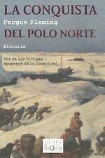 La conquista del Polo Norte (Tiempo de Memoria) (Spanish Edition)-ExLibrary
