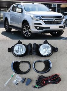 Spot / Driving/ Fog Lights Fog Lamps Kit for Holden Colorado RG Ute 2016 to 2018