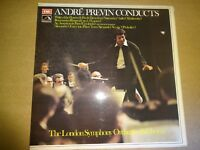 André Previn, The London Symphony Orchestra, London Symphony Chorus – André Prev