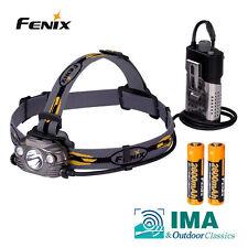 Fenix HP30R LED Head Torch USB Rechargeable 1750 Lumens Black