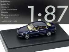 1:87 VW Passat Sedan 2010 B7 Night Blue - Volkswagen - Oem
