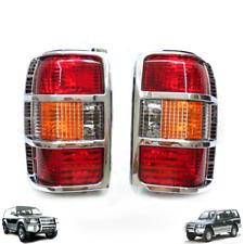 1 Set LH RH Rear Tail Light Lamp For Mitsubishi Pajero Montero NL Wide 1998-99