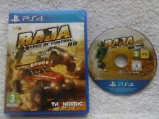 BAJA EDGE OF CONTROL HD PS4 PLAYSTATION 4 V.G.C. FAST POST ( racing game )